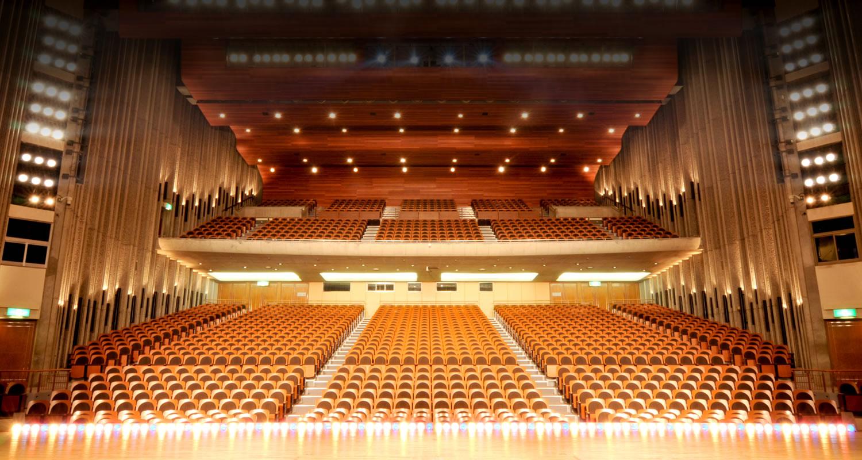 「新潟県民会館」の画像検索結果